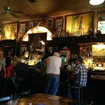 Bar of the Big Nose Kates Saloon