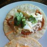 Chicken Carnatas Tacos
