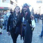 Jack Sparrow-Cosplay