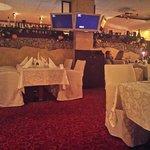 ресторан Атлас на территории отеля