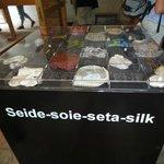 En el taller de la seda
