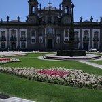 In der Stadt Braga