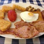 The Billy Bunter breakfast!
