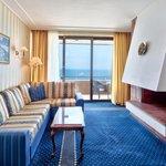 Maisonette Imperial living room