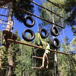 Ropes Course and Zip lines