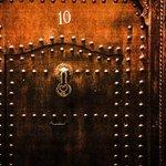 Дверь в риад