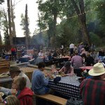 Creekside Dinner Camp