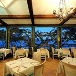 Our restaurant by night