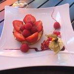 tartelette de fraise