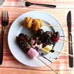 it's dessert time!)