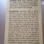 Рецепт казончелли по-бергамасски