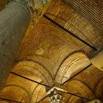 ドーム状の天井
