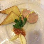 paté de foie gras
