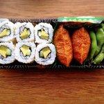 Veggie Combo Sushi
