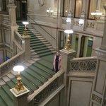 Escadarias da State Opera