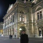Fachada da State Opera