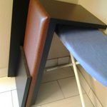 The broken bench from my room
