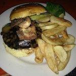 Dubliner Burger