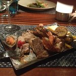 Dinner at Bait Al Bahr