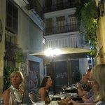 Middag i Valencia