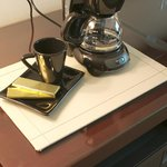 Deluxe Room Coffee cortesia