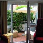 Doppelzimmer Comfort Terrasse