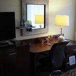 Desk in Room 1506