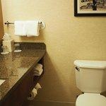 Bathroom in Room 1506