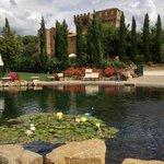 Il biolago e il castello