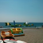 Kids Play Zone at the La Marquise Private Beach