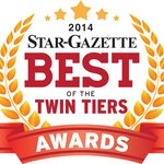 For the second year in a row the Cottage Gift Shop has been voted one of the area's best gift sh