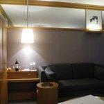 15º floor room