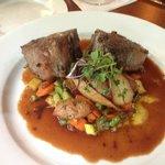 Porterhouse Lamb Chops