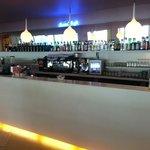 Bar interno ristorante Adriatico
