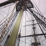 Riggins on whaling ship