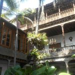 los balcones