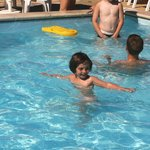 piscina presso il centro paradiso