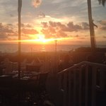 Sunset at Baleen