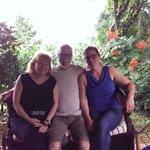 Avec Renée et Pierre, des hôtes attachants