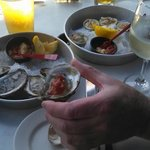 Raw Bar Lunch - Yum!