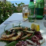 Grilled octopus - Il Fornillo
