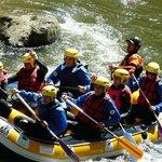 Pyrene Rafting