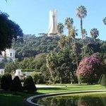 Jardin français du Jardin d'essais d'Alger