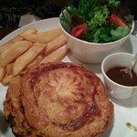 Fantastic serving of shepherd's pie
