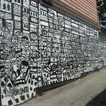 Toronto wall
