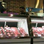 great looking meat display