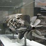 Partes de avión balaceado