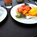 YUMMY fresh tropical fruit