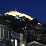 Molivis Castle at Night