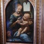 Madonna and Child - Leonardo da Vinci